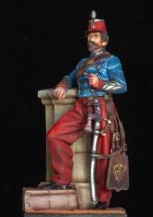 Tenente-del-1-Reggimento-Ussari-1