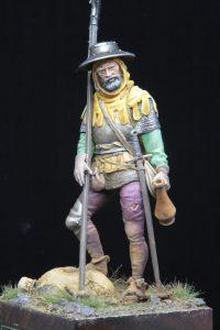 Hussite Infantryman