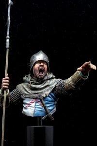 Medieval Footman