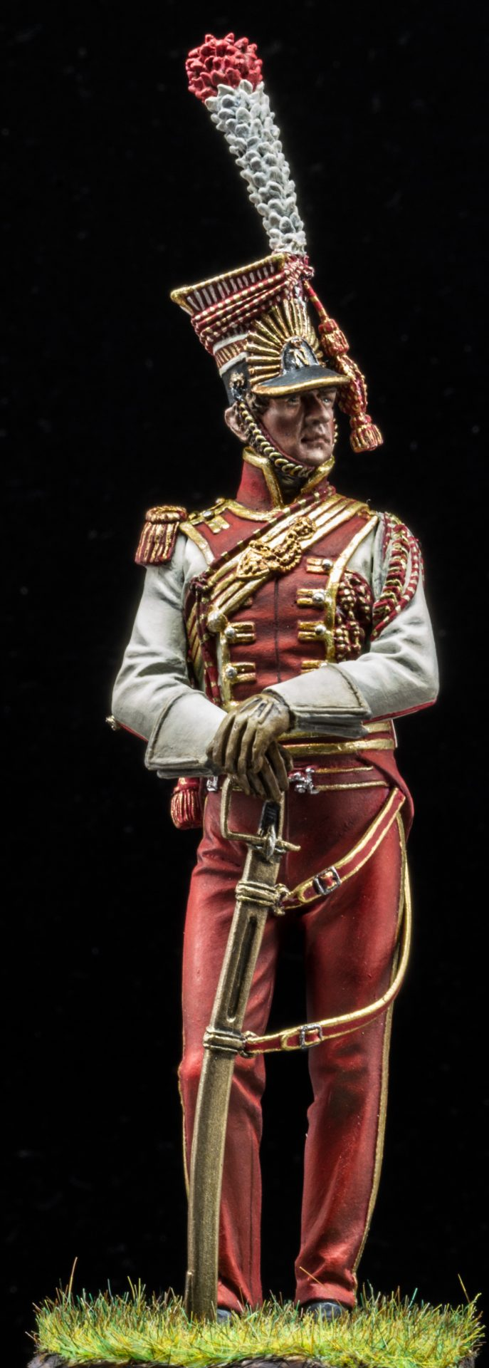 Trumpeter 2nd Rgt. Lancers of the Guard