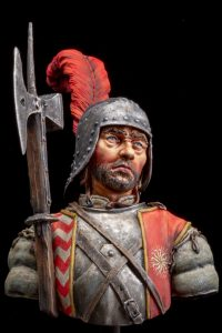 Read more about the article Uomo d'arme Sforzesco (Man at arms) – Final